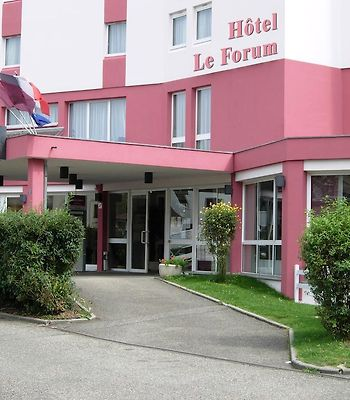 Inter-Hotel Le Forum photos Exterior Hotel information