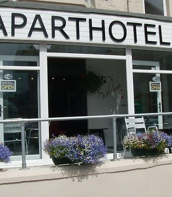 Aparthotel Blackpool photos Exterior Hotel information