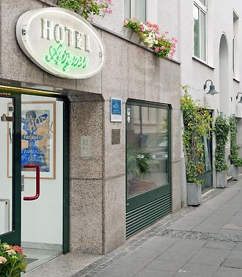 Md-Hotel Aigner photos Exterior Hotel information