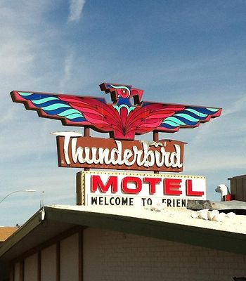 Thunderbird Motel photos Exterior Hotel information