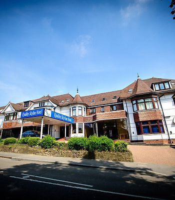 Quality Skyline Hotel Luton photos Exterior Hotel information
