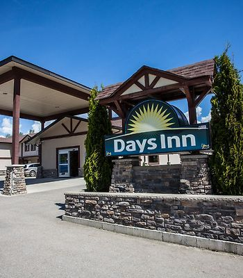 Days Inn And Suites Revelstoke photos Exterior Hotel information