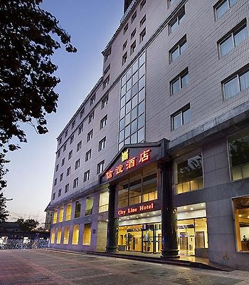 Beijing City Line Hotel photos Exterior Hotel information