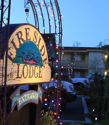 Monterey Fireside Lodge photos Exterior Hotel information