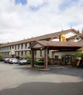 Super 8 Lacey Olympia Area photos Exterior Hotel information