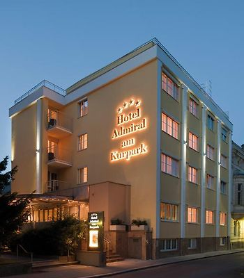 Hotel Admiral Am Kurpark photos Exterior Hotel information