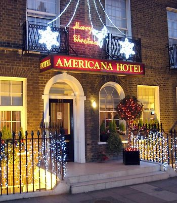 Americana Hotel photos Exterior Photo album