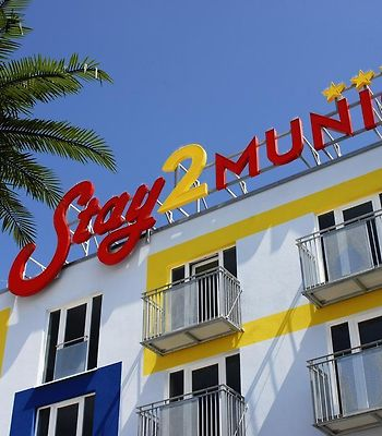 Stay2Munich Hotel & Serviced Apartments photos Exterior Hotel information