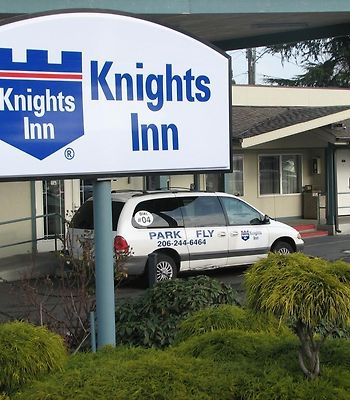 Knights Inn Sea Tac Airport photos Exterior Area information