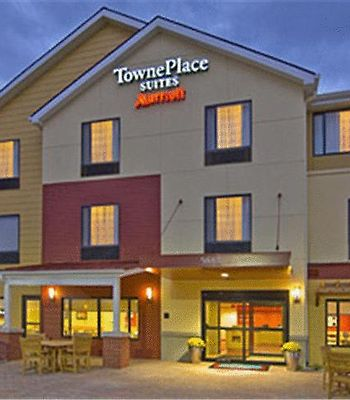Towneplace Suites By Marriott Kalamazoo photos Exterior Hotel information