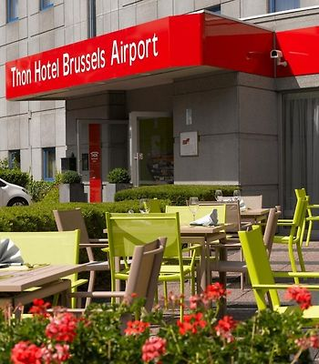 Thon Hotel Brussels Airport photos Exterior Thon Hotel Brussels Airport