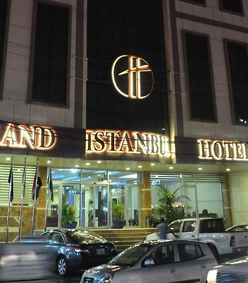 Grand Istanbul Hotel photos Exterior Grand Istanbul hotel