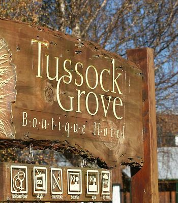 Tussock Grove Boutique Hotel photos Exterior Hotel information