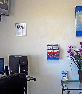 Motel 6 Big Spring photos Interior Lobby view