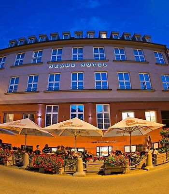 Grand Hotel Trencin photos Exterior Hotel information