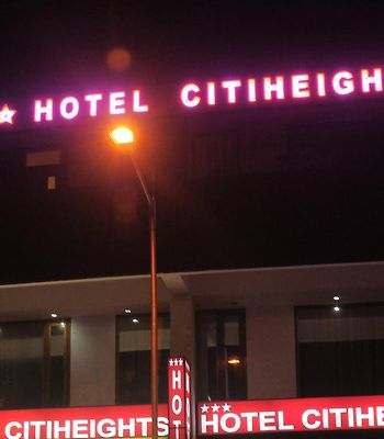 Hotel Citi Heights photos Exterior Hotel information
