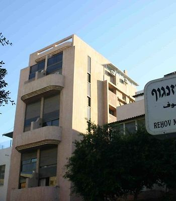 Dizengoff Beach Apartments photos Exterior Hotel information