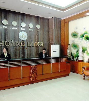 Classic Hoang Long Hotel photos Exterior Hotel information