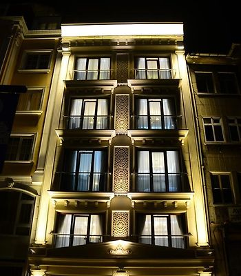 World Heritage Hotel Istanbul photos Exterior Hotel information
