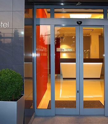 Iness Hotel photos Exterior Hotel information