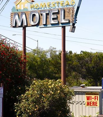 Homestead Motel photos Exterior Hotel information