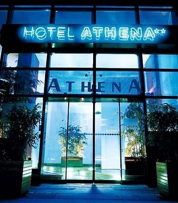 Athena Hotel Part-Dieu photos Exterior Hotel information