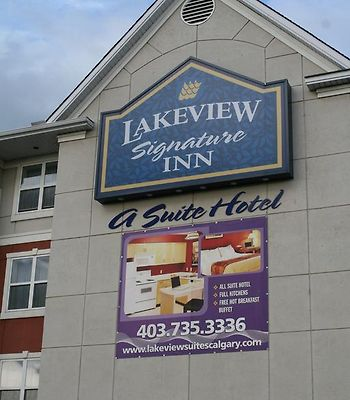 Lakeview Signature Inn Calgary Airport photos Exterior Hotel information