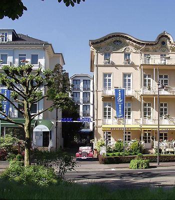 Parkhotel Bad Homburg photos Exterior Hotel information