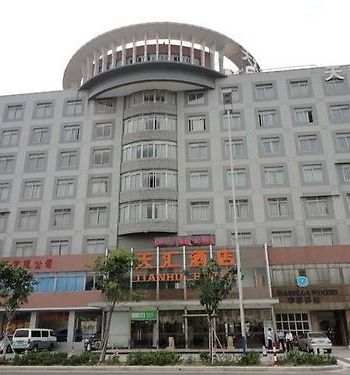 Tianhui Business Hotel photos Exterior