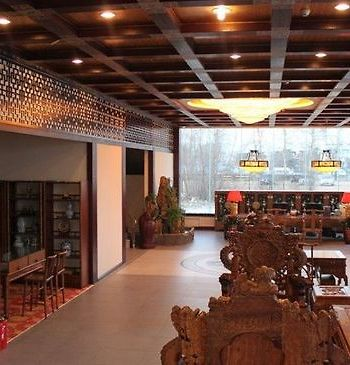 Lihao Airport Hotel photos Interior