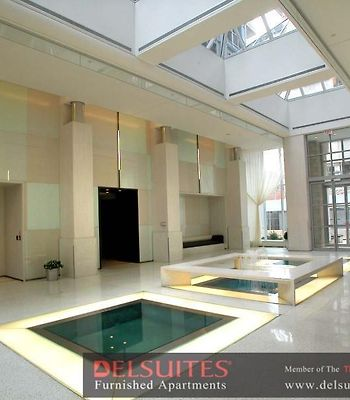 Delsuites Icon photos Interior Lobby View