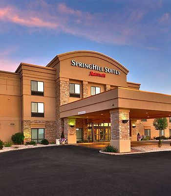 Springhill Suites By Marriott Cedar City photos Exterior