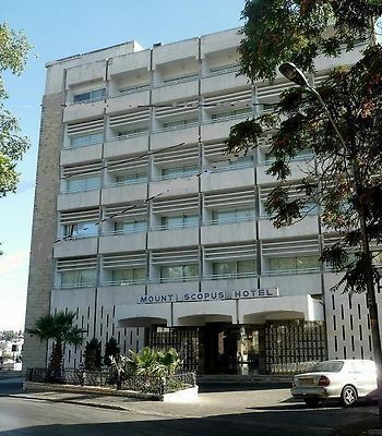 Mount Scopus Hotel photos Exterior Hotel information