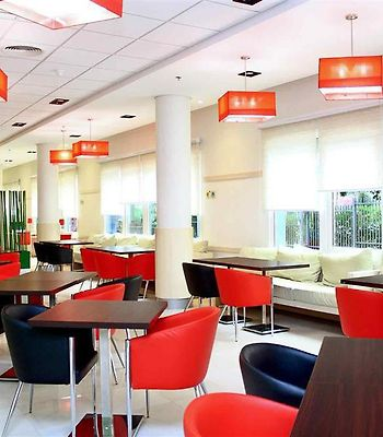 Ibis Asuncion photos Interior Bar Lounge
