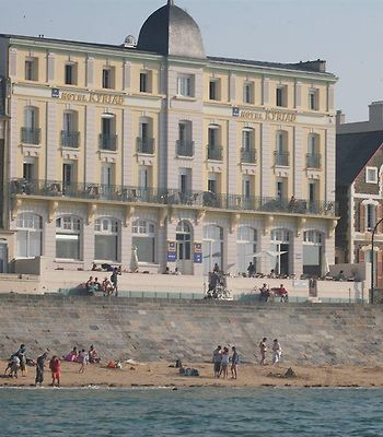 Kyriad Saint Malo Centre Plage photos Exterior