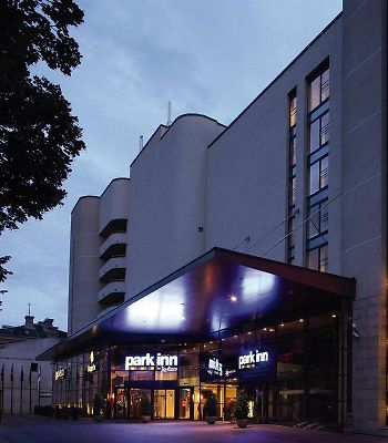 Park Inn Kaunas By Radisson Hotel photos Exterior
