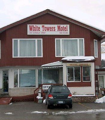Barrie Motel photos Exterior White Towers Motel