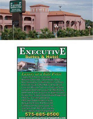Executive Suites And Hotel Carlsbad photos Exterior Executive Page