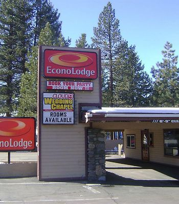 Econo Lodge South Lake Tahoe photos Exterior