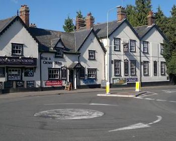 Rose And Crown Hotel photos Exterior Rose and Crown Hotel