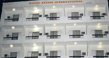 Hotel Atithi International photos Exterior Hotel information