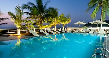 THE BEACH - ALL SUITE HOTEL NEGOMBO 4* (Sri Lanka) - from US