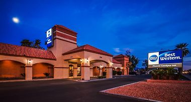 Best Western Phoenix Goodyear Inn photos Exterior Best Western Phoenix Goodyear Inn