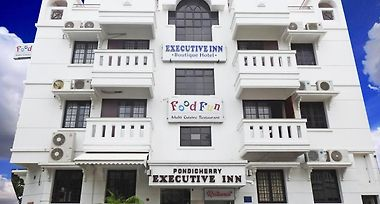 HOTEL EXECUTIVE INN PONDICHERRY 2* (India) - from US$ 44 | BOOKED