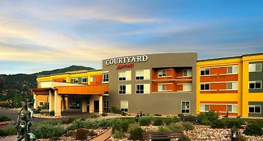 Courtyard Glenwood Springs photos Exterior Courtyard by Marriott Glenwood Springs