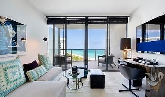 W HOTEL 3 BEDROOM   MIAMI BEACH  FL 5   United States    from US  2197    BOOKED. W HOTEL 3 BEDROOM   MIAMI BEACH  FL 5   United States    from US