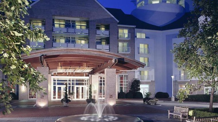 Hyatt Regency Chesapeake Bay Golf Resort Spa And Marina Exterior Exterior