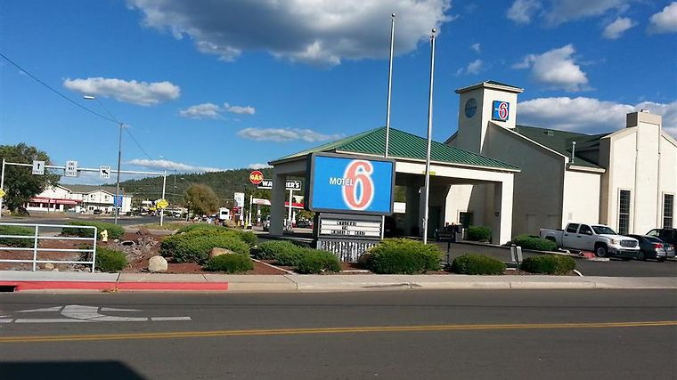 Motel 6 - Williams West - Grand Canyon Exterior Exterior View