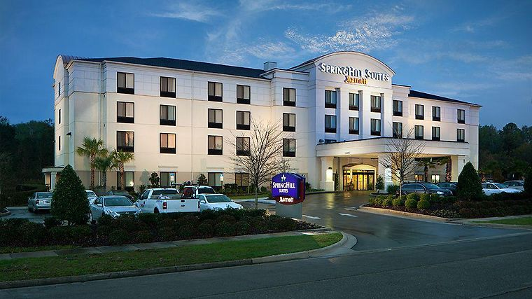 Springhill Suites Gainesville photos Exterior