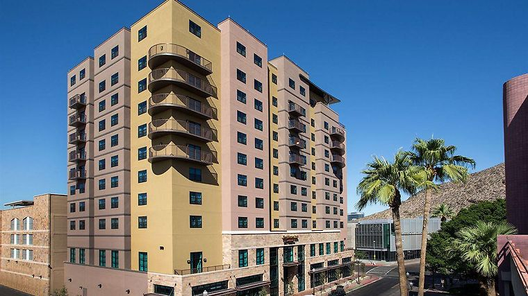 Residence Inn Tempe Downtown/University Exterior